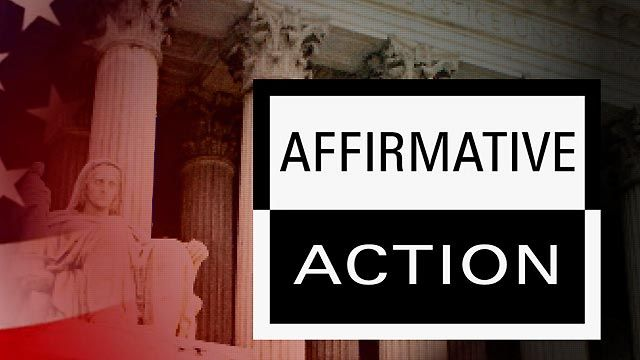 affirmative action arguments Affirmative action is a policy, usually carried out by schools, businesses,  government  in their own words, students should summarize the arguments or  salient.