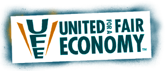 United for Fair Economy logo