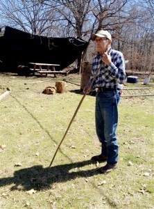 Native American languages are at risk. Mack Vann is one of the last monolingual Cherokee speakers. Photo Credit: The Associated Press, Kristi Eaton