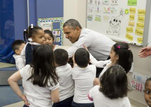 Significance of Obama Presidency to be taught. Photo Credit: slate.com